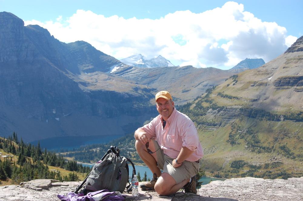 dave weaver glacier park montana